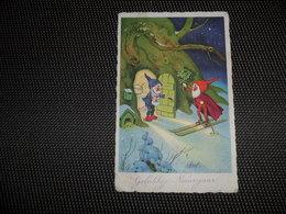 Lutin  Kabouter - Cartes Postales