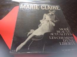 25 Ans De Marie Claire De 1954 à 1979 Modes Beauté Actualité Les Chemins D Une Liberté - Photographs