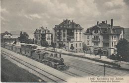 11490. Kilchberg Bei Zurich (train) - ZH Zurich