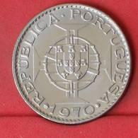 ANGOLA 10 ESCUDOS 1970 -    KM# 79 - (Nº22627) - Portugal