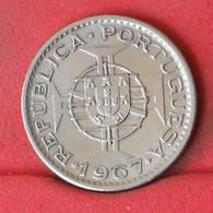 CAPE VERDE 2,5 ESCUDOS 1967 -    KM# 9 - (Nº22631) - Portugal