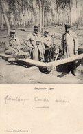 En Premiere Ligne - Mitrailleuse Contre Avions - War 1914-18