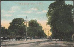 The Common, Southampton, Hampshire, 1908 - Postcard - Southampton