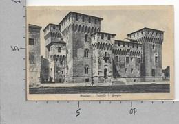CARTOLINA VG ITALIA - MANTOVA - Castello S. Giorgio - 9 X 14 - ANN. 1941 - Mantova