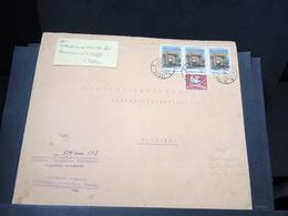 ESTONIE - Enveloppe Avec Affranchissement Mixte U.R.S.S / Estonie Sur Enveloppe Pour Tallinn En 1941- L 17240 - Estonie