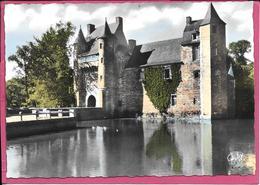 Environs De Paimpont - Le Château De Trécesson - Paimpont