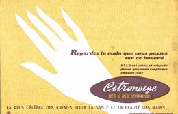 BUVARD CREME CITRONEIGE - Perfume & Beauty