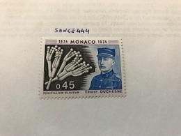 Monaco Ernest Duschesne Mnh 1974 - Monaco
