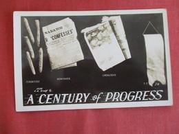 RPPC  Century Of Progress   Chicago World's Fair-ref 2960 - Exhibitions