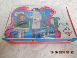 SUPERTOYS VALISE DOCTOR JACK..NEUVE...RARE..VINTAGE - Toy Memorabilia