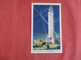 Havoline Thermoeter  Chicago World's Fair-ref 2960 - Exhibitions