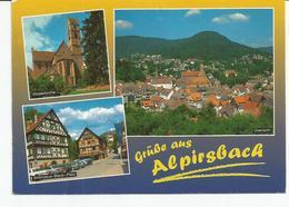 CP Allemagne Kur And Klosterstadt ALPIRSBACH Im SCHWARZWALD - Alpirsbach