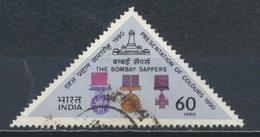 °°° INDIA - Y&T N°1053 - 1990 °°° - Indien