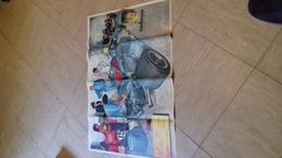 Supplement Poster Au Magazine Spirou Numero 1751   Format Deplie 58x44 Cm Jean Luc Beghin - Spirou Magazine