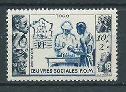 TOGO 1950 . N° 254 . Neuf ** (MNH) - Togo (1914-1960)