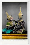 CPSM Siam Thaïlande Non Circulé Danse - Thailand