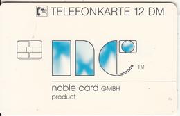 GERMANY - Noble Card GMBH, T Telecom Sample - Germany