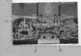 CARTOLINA VG ITALIA - Presepe Riconducibile A GEMONA DEL FRIULI - G. Di Piazza Fotografo - 9 X 14 - ANN. 1937 - Andere