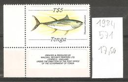 Tonga, 1984, Poisson - Tonga (1970-...)