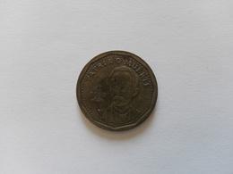 1 Peso Nacional Münze Aus Kuba Von 2014 (vorzüglich) II - Kuba