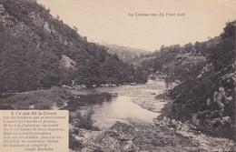 36 / LA CREUSE VUE DU PONT NOIR - France