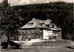 """Gasthaus Und Alpenpension """"Kaltwasser"""" - Murauer Alpen, Obersteiermark - Stadl An Der Mur (10527) * 21. 8. 1961 - Österreich"""