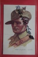 Cp Soldat D'infanterie Canadien Signé E Dupuis - Dupuis, Emile