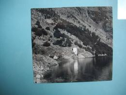 PHOTOGRAPHIE  Environs De LUCHON - 31 -  Le Lac D'Oo  -   8,7 X  9,4  Cms - 1964 -  Haute Garonne - Other Municipalities
