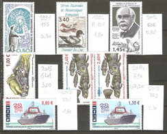 TAAF, 1991 à 2015, Lot Divers - French Southern And Antarctic Territories (TAAF)