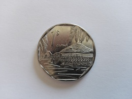 1 Peso Münze Aus Kuba Von 2000 (vorzüglich) - Kuba