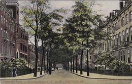Amsterdam Fransche Laan Bondsgebouw A.N.D.B. # 1906 Tegenwoordig Henri Polaklaan    828 - Amsterdam