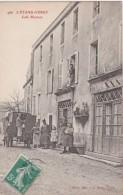 Bp - Cpa L'ETANG VERGY - Café Morizot - Autres Communes