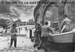 76-VEULES-LES-ROSES- PÊCHEURS - Veules Les Roses