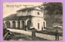 Saluti Da Lemie - Madonna Degli Olmetti - Strada Da Lemie A Usseglio - Italy