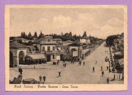 Rivoli Torinese - Piazza Stazione - Corso Torino - Italie