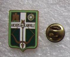 ARCHERS DE BLAINVILLE TIR A L'ARC ARCHERIE   CCCC    140 - Archery