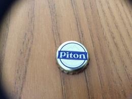 """Capsule X* De Bière """"Piton"""" Sainte Lucie (Sainte Lucia - Caraïbes) Type 1 - Bière"""