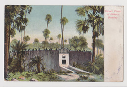 Parsee Tower Of Silence Bombay, India - F.p. - Anni '1910 - India
