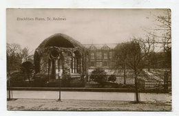 SCOTLAND - AK 323459 St. Andrews - Blackfriars Ruins - Fife
