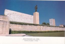 MAUSOLEO AL CHE. SANTA CLARA, CUBA. GLOBAL PHILATELIA.-BLEUP - Historische Figuren