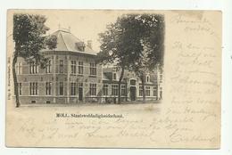 Mol   *  Moll - Staatsweldadigheidschool - Mol