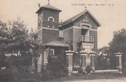 "CPA 59 - BRAY-DUNES - Villa ""Mon Reve"" - A.S. - Bray-Dunes"