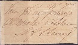 1860-BK-1. ESPAÑA SPAIN CUBA. CIRCA 1860. TOKEN VALE POR UN PASAJE NUEVITAS- HABANA. SIMON FRANCISCO HEVIA. - Cuba
