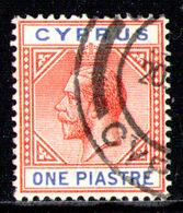 CYPRUS 1912 - From Set Used - Zypern (Republik)