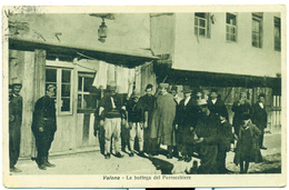 ALBANIA VALONA, La Bottega Del Parrucchiere - Albanie
