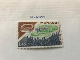 Monaco Wimbledon Mnh 1977 - Monaco