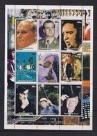 REPUBLICA DE GUINEA 1998 - EVENTOS DEL SIGLO XX - (1970-1979)** MNH - Mother Teresa