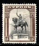 CYPRUS 1928 - From Set Used - Zypern (Republik)
