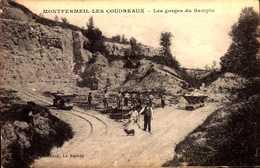 CPA - SEINE ST DENIS - Montfermeil Les Coudreaux - Les Gorges Du Sampin - Montfermeil