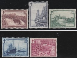Belgie   .    OBP     .    293/207        .    **      .     Postfris    .    /    .    MNH - België